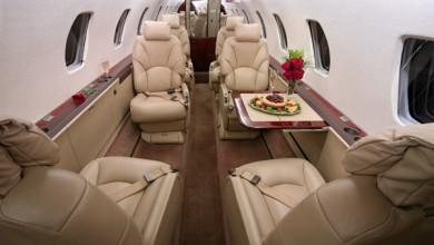 Prive jet huren in plaats van een lijndienstvlucht