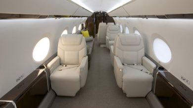 Gulfstream G650 bij First Class Aviation