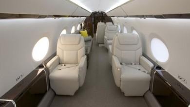 Gulfstream levert eerste G650ER prive jet