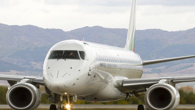 Embraer 190 beschikbaar voor vliegtuig verhuur