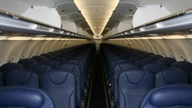 Airliner private plane First Class Aviation 6