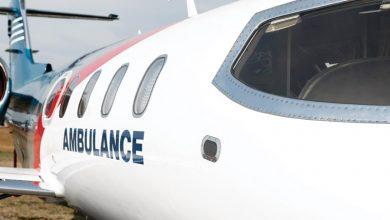 Ambulance aircraft 1