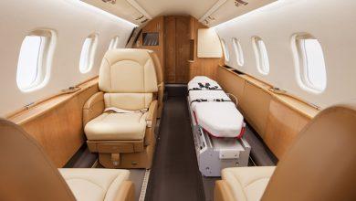 Ambulance aircraft 5