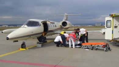 De vloot ambulance aircraft