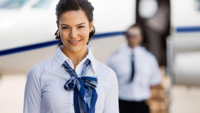 Hostess services First Class Aviation