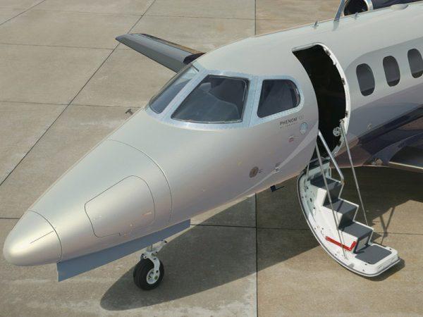 Light jet 5
