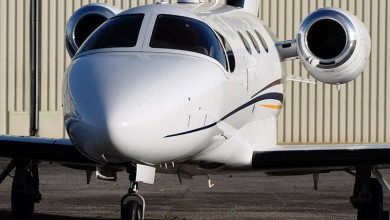 Light jet hire a private plane 1