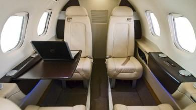 Light jet hire a private plane 4