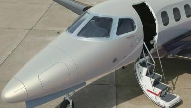 Prive jet huren voor een zakenreis