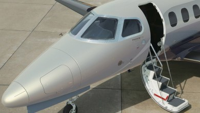 Light jet hire a private plane 5