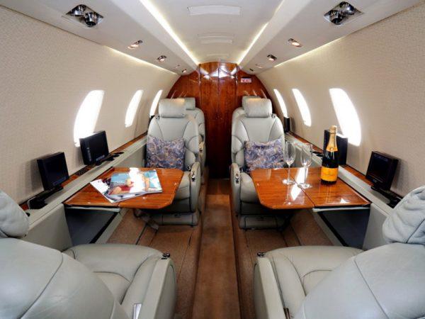 Midsize jet 4