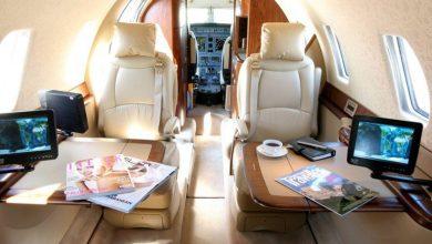 Midsize jet 6