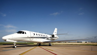 Citation Sovereign prive jet huren