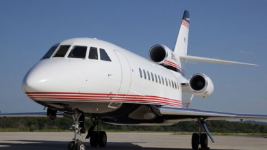Large jet private charter First Class Aviation