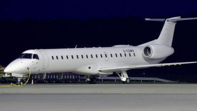 Regional aircraft 5