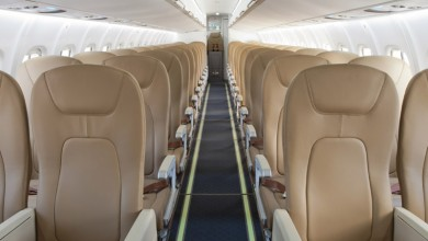 Regional aircraft charter at First Class Aviation 4