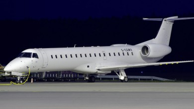 Regional aircraft charter at First Class Aviation 5