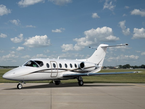 Small private jet for charter 1