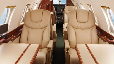 Small private jet for charter 2