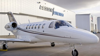 Citation CJ2 prive jet