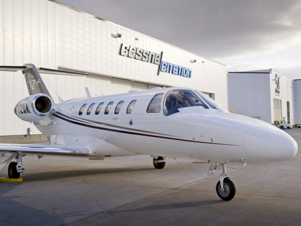 Small private jet for charter 3
