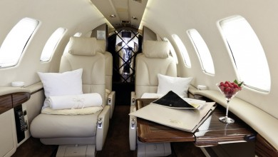 Cabine Citation CJ2 prive jet verhuur