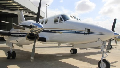 Turboprop private plane First Class Aviation 1