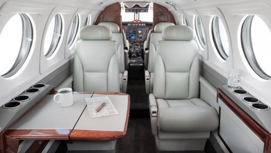 Turboprop private plane First Class Aviation 2