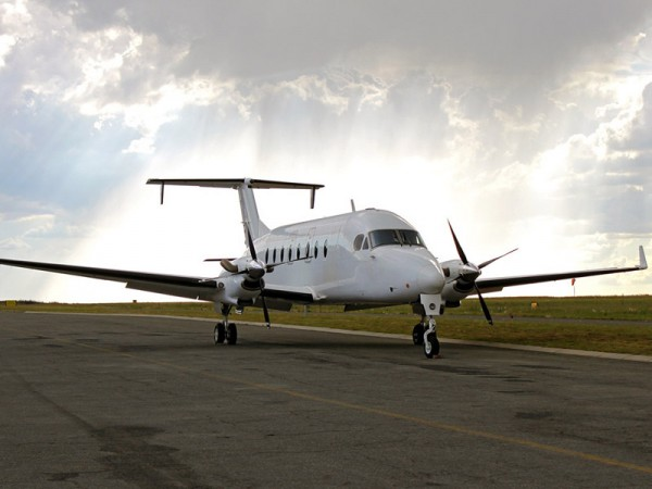 Turboprop private plane First Class Aviation 5