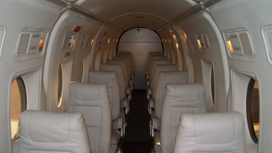 Turboprop private plane First Class Aviation 6