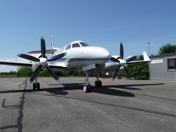 Turboprop private plane First Class Aviation 3
