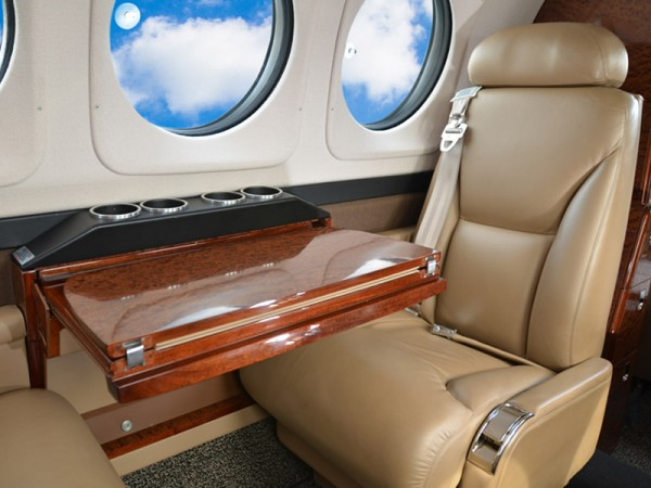 Turboprop private plane First Class Aviation 4