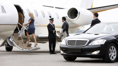 VIP Services private jet hire
