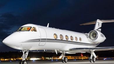 De Gulfstream IV private jet van Dan Bilzerian bekijken
