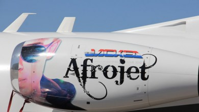 Met een privé-jet naar Ibiza Afrojack Afrojet
