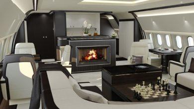 Boeing BBJ-787 prive vliegtuig 2