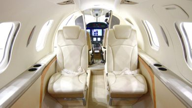 Honda prive jet First Class Aviation 1