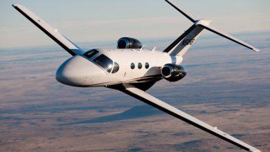 Nieuwe website First Class Aviation 1