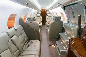 Citation XLS privéjet zomervakantie