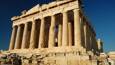 Leukste Europese hoofdsteden Athene
