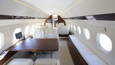 Privé jet huren First Class Aviation