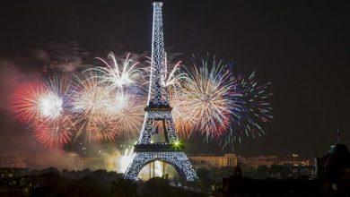 Leukste steden om oud en nieuw te vieren Parijs