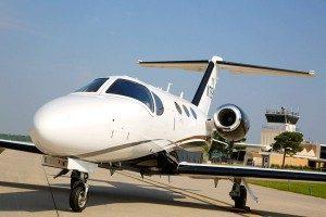 Prijzen privé vliegtuig huren Citation Mustang