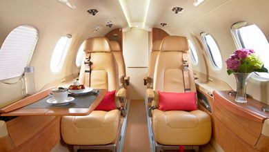 Tips comfortabele vliegreis bij First Class Aviation