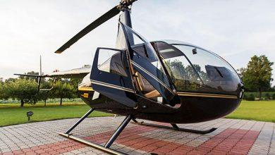 elikoptervlucht voor korte afstanden boek je bij First Class Aviation