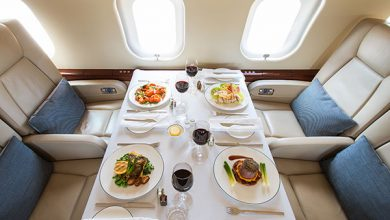 Bijzondere locaties om de kerstdagen door te brengen via First Class Aviation