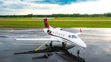 Vanaf welke vliegvelden kan een privé vliegtuig opstijgen in Nederland