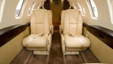 Een weekendje weg in de herfst met First Class Aviation privéjets